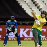 South Africa outplay Sri Lanka in Super Over after thrilling T20 tie