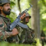 Indian CRPF Soldier kills three colleagues in IHK