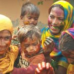 Hindus celebrate Holi in Pakistan