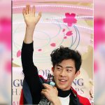 Defending champion Chen takes strong lead in men's short programme