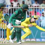 Australia down Pakistan by eight wickets in first ODI