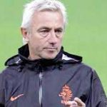 World Cup 2022 only target for new UAE coach Van Marwijk