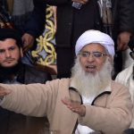 Maulana Abdul Aziz ducked ICT to deliver a sermon in Lal Masjid