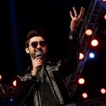 Farhan Saeed and Amanat Ali entertain foodies united under one roof