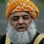 Maulana Fazlur Rehman incites vigilante action against Marathon event