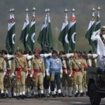 Civil-military leaders attend parade in Islamabad to mark Pakistan Day