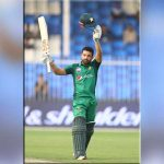 Wicketkeeper-batsman Rizwan happy to grab opportunity with maiden century