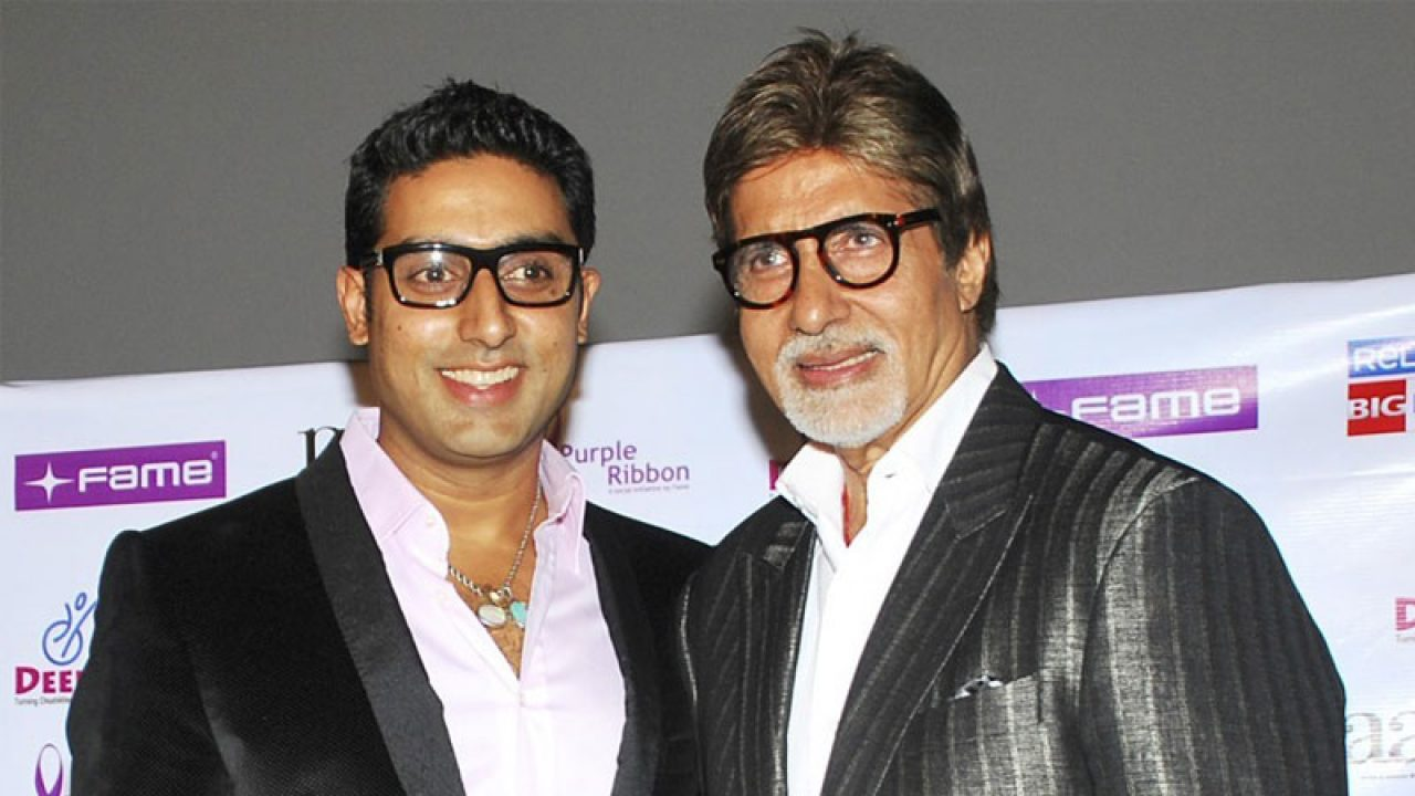 Amitabh says Abhishek is his dearest friend - Daily Times