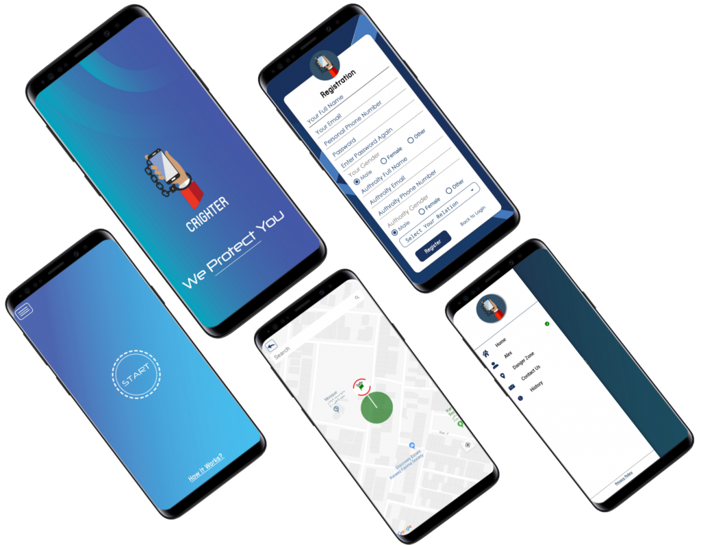 Crighter: A safety app from Karachi-based techie