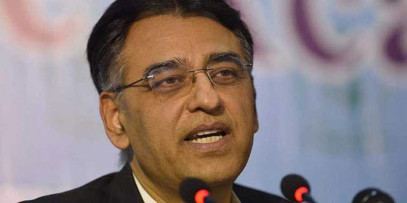 Karachi belongs to PTI, not MQM: Asad Umar