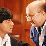 Anupam Kher and SRK bond on Twitter over 'DDLJ'