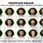PCB drops fast bowler Amir as 15-man Pakistan World Cup squad named