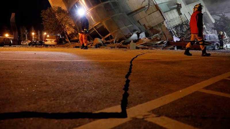 taiwan earthquake - photo #25