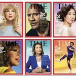 Time Magazine's top 100 list is almost half women for the first time ever