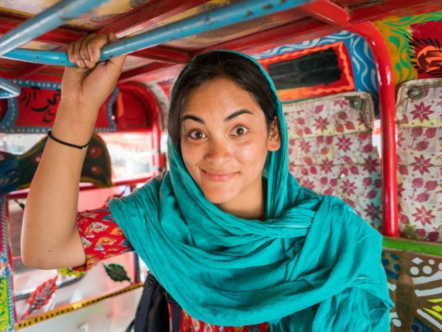 Don't tell my mother I want to travel around Pakistan
