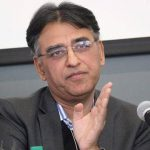 Asad Umar removed as finance minister