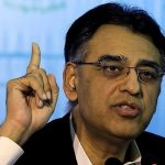 Asad Umar's name still on the new list of ministers and advisers