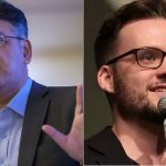 Comedian Jeremy Mclellan wishes to take up the position of finance minister Asad Umer
