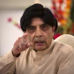 Chaudhry Nisar likely to take oath this week