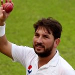 Yasir Shah replaces Shadab Khan for England's tour