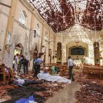 Easter blasts at Sri Lanka churches, hotels kill 207