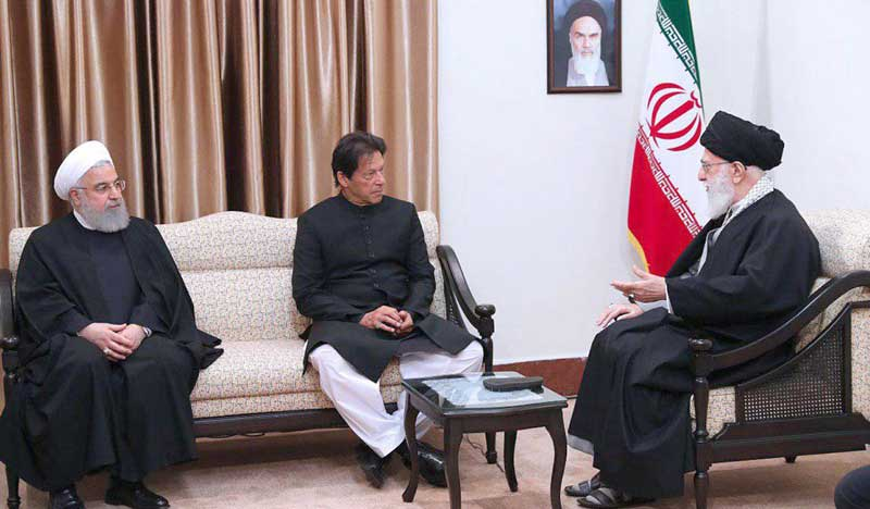 Pakistan, Iran agree to set up joint force to fight terrorism