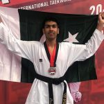 UAE-based taekwondo player Sinan wins silver in Sofia for Pakistan