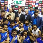 Holders WAPDA down Army to retain national volleyball title
