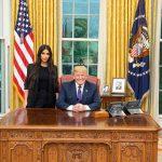 Kim Kardashian-West defends working with Donald Trump
