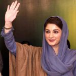 Maryam criticises Imran for defaming his own country in Iran