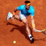 Nadal advances in Barcelona after dropping set to Mayer