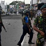 Sri Lanka police carry out controlled explosion near cinema