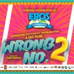 'Wrong #2' to have a global release