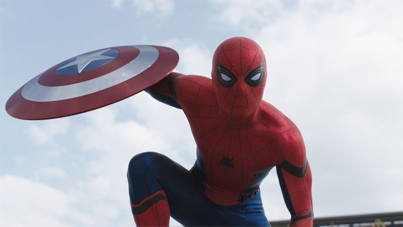 Watching 'Spider-Man' And 'Ant-Man' Helps Overcome Phobias