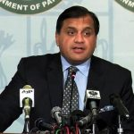 Pakistan making all-out efforts for regional peace: FO