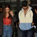Arjun Kapoor admits Malaika is 'special' to him