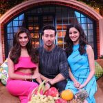 'Student of the Year 2' cast promote the film on Kapil Sharma's show