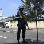 Sri Lanka Catholic churches closed