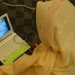Digital divide affecting more women than men