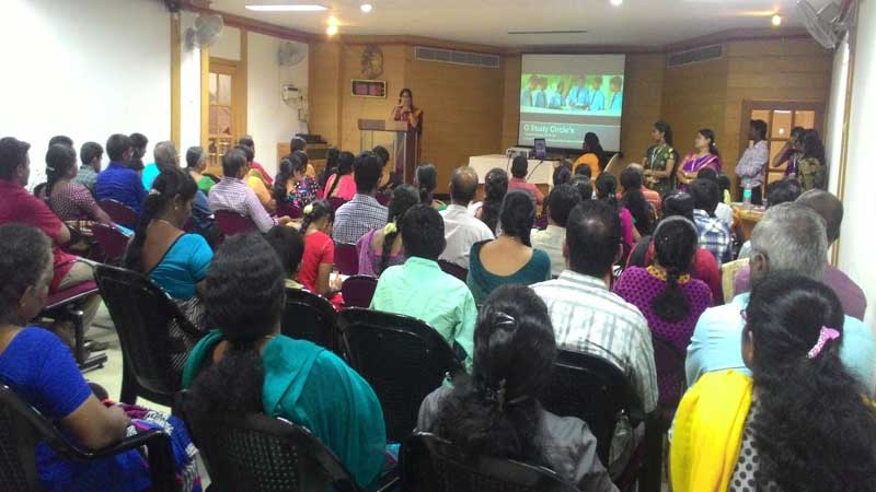 Study circle — a healthy but rare activity among youth in Pakistan