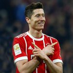 Lewandowski brace wins thrilling German Cup semi-final for Bayern