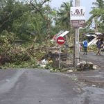 Storm-batters Mozambique again