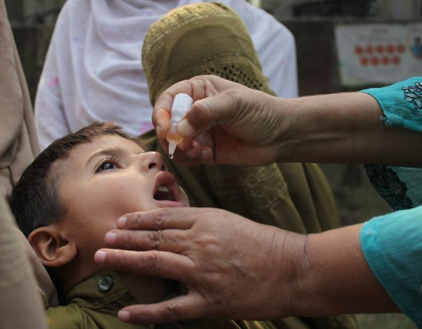Sindh to start anti-polio campaign from June 7