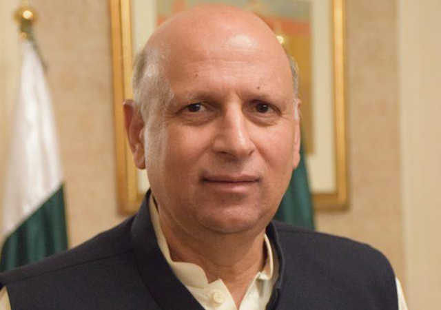Pakistan advancing successfully on diplomatic front: Punjab governor