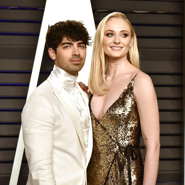 Sophie Turner and Joe Jonas get married in a surprise impromptu ceremony