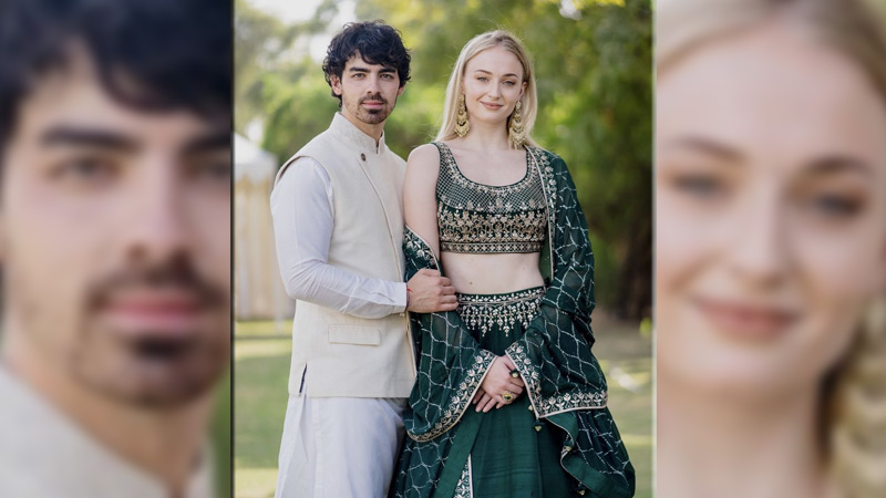 Sophie Turner Wedding.Joe Jonas And Sophie Turner Get Married In Vegas Daily Times