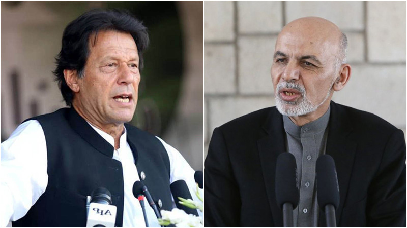 Imran, Ghani agree on joint efforts for peace, prosperity - Daily Times