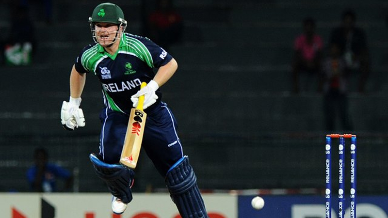 Stirling century in vain as Bangladesh beat Ireland in tri