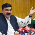 Sheikh Rasheed claims 'corrupt' politicians joining hands against govt