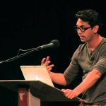 Guy Gunaratne wins Dylan Thomas prize for debut novel